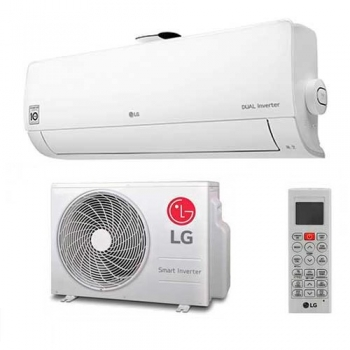LG DELUXE AIR PURIFICATION AP09RT.NSJ + AP09RT.UAR Wandgerä-Set 2.5 kW